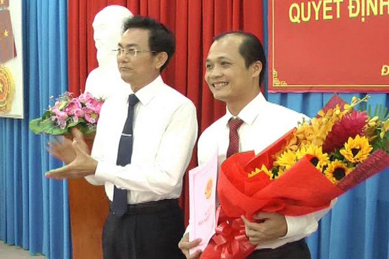 Nhân sự mới Bộ đội Biên phòng, Hậu Giang, Đồng Nai