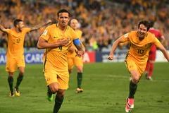 Tim Cahill rực sáng, Australia giành vé play-off
