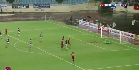 Việt Nam 1-0 Campuchia
