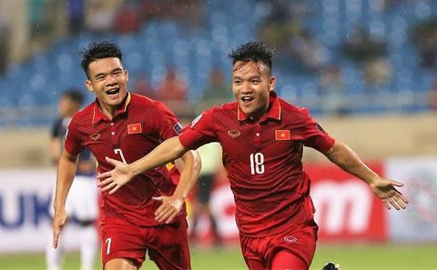 Việt Nam 5-0 Campuchia