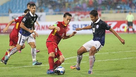 Việt Nam 2-0 Campuchia: Văn Quyết lên tiếng