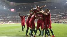 Thắng nghẹt thở, Ronaldo và Bồ Đào Nha bay đến World Cup