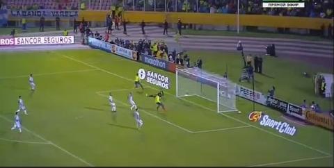 Ecuador 1-0 Argentina: Cú tát đau điếng