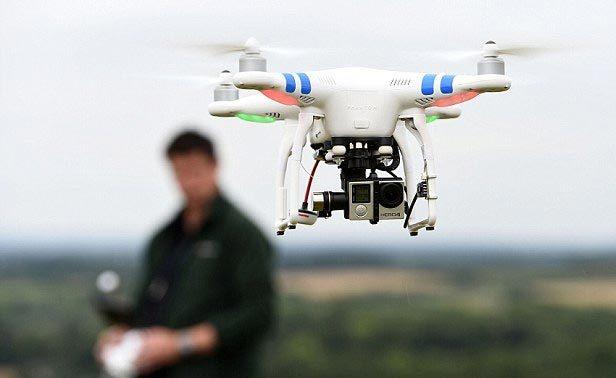 Bộ Quốc Phòng cảnh báo thú chơi flycam, máy bay không người lái