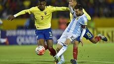 Link xem trực tiếp Ecuador vs Argentina, 6h30 ngày 11/10