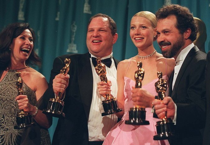 Angelina Jolie, Gwyneth Paltrow từng bị 'ông trùm điện ảnh' quấy rối tình dục