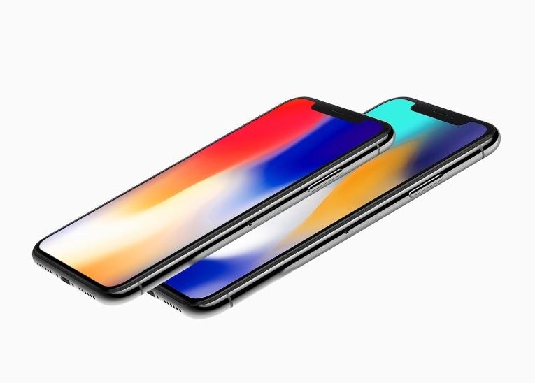iPhone X, Apple, pin
