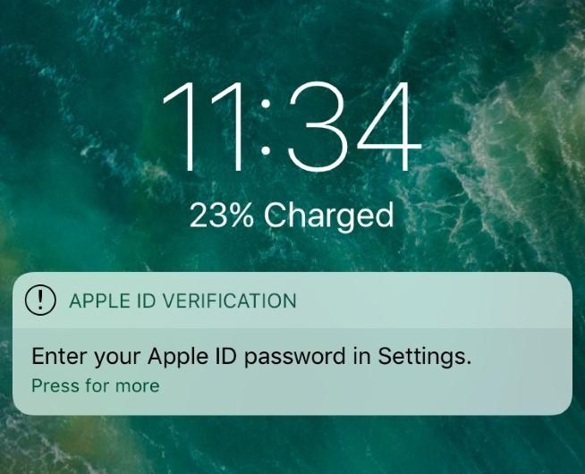 Tin tặc đánh cắp mật khẩu Apple ID từ các ứng dụng iOS