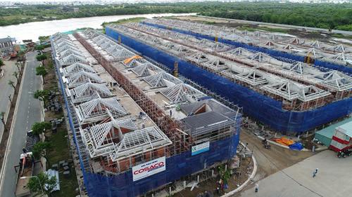 TPHCM: Bất động sản khu Nam 'nóng' cùng hạ tầng