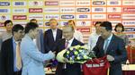 HLV Park Hang Seo ký ra mắt: Tuyên bố và thúc... VFF!