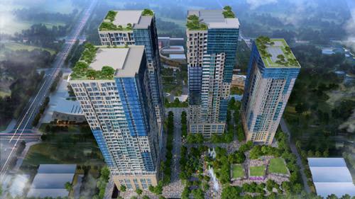 Căn hộ trung tâm quận Thanh Xuân chỉ 1,2 tỷ đồng
