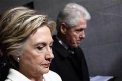 Cuộc sống chung lạnh lẽo của Hillary và Bill Clinton