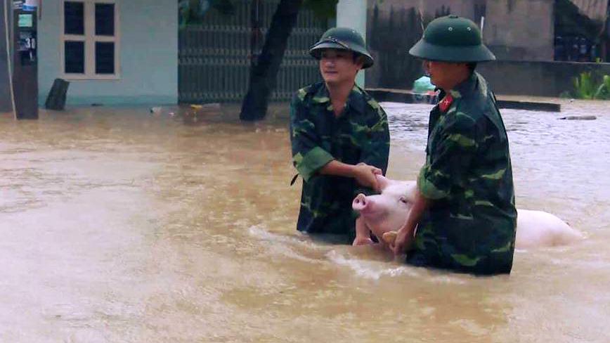 mưa lũ, ngập lụt, lụt lội, sạt lở, lũ cuốn trôi, Nghệ An, mưa lũ làm nhiều người chết