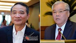 QH sẽ miễn nhiệm Tổng Thanh tra Chính phủ, Bộ trưởng GTVT