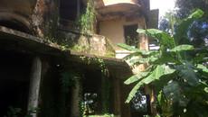 Bên trong biệt thự kiểu Pháp bị bỏ hoang hơn 40 năm ở Đồng Nai