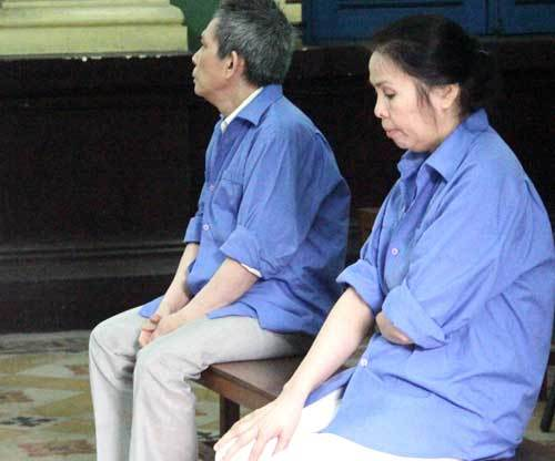 Cặp đôi lừa đại gia Bạch Diệp đối diện với mức án chung thân