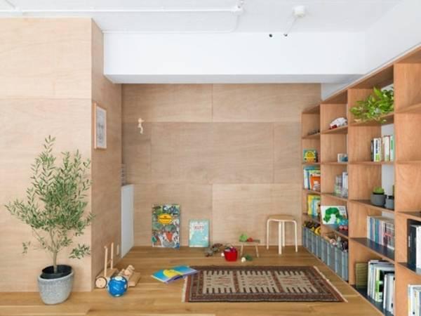 Học người Nhật bố trí căn hộ thông minh dành riêng cho những gia đình có trẻ nhỏ