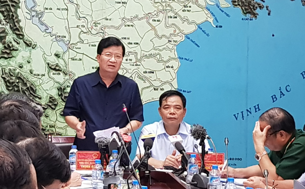 Thanh Hóa nguy cơ lũ lịch sử, nước sông Hồng vượt 10m