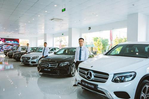 Sắp có showroom Mercedes-Benz ở Vinh