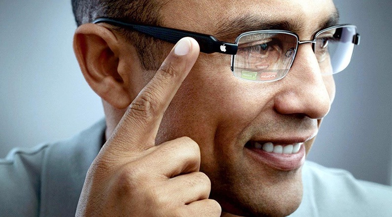 Apple, Google Glass, Kính thông minh