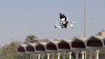 Tiết lộ xe máy có thể bay của cảnh sát Dubai