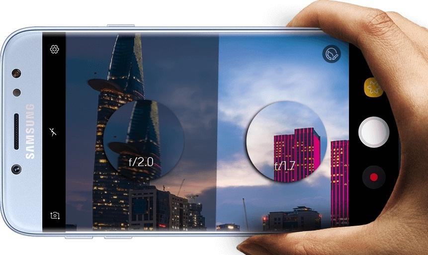 Samsung, Điện thoại Samsung, Camera