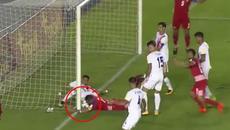 """Bàn thắng """"ma"""" của Panama khiến Mỹ tuột vé World Cup"""