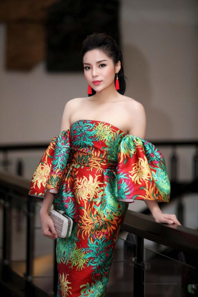 Phạm Hương, Kỳ Duyên, Minh Tú 'cầm trịch' The Look 2017