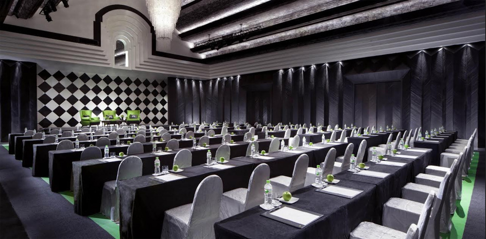 Khu hội nghị sang trọng của các lãnh đạo APEC