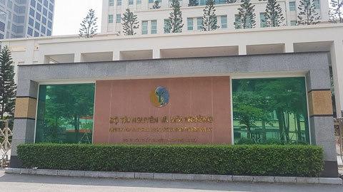 Cục Kiểm soát hoạt động bảo vệ môi trường; Tổng cục Môi trường; Cục phó Nguyễn Xuân Quang, Cục phó mất trộm