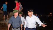 Chủ tịch Hà Nội trực tiếp chỉ đạo giữa đêm vì mưa lũ bất thường