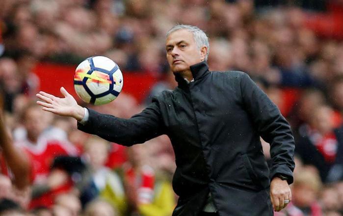 Mourinho, MU, Premier League