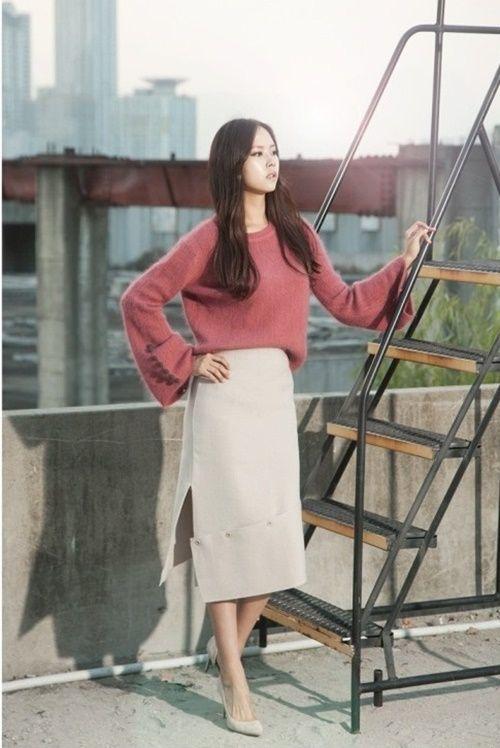 8 cách phối đồ đi học đẹp theo phong cách Hàn Quốc