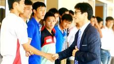Lộ diện phó tướng của HLV Park Hang Seo