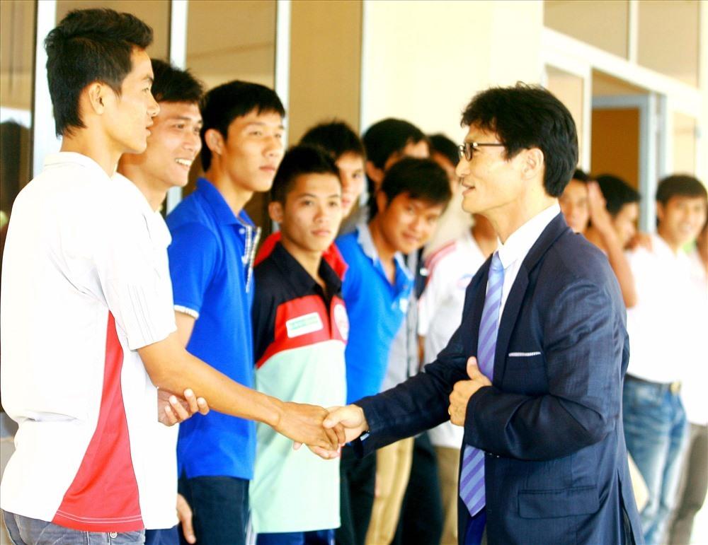 HLV Park Hang Seo, ĐT Việt Nam, tuyển Việt Nam, VFF, ĐTVN, Han Young Kuk