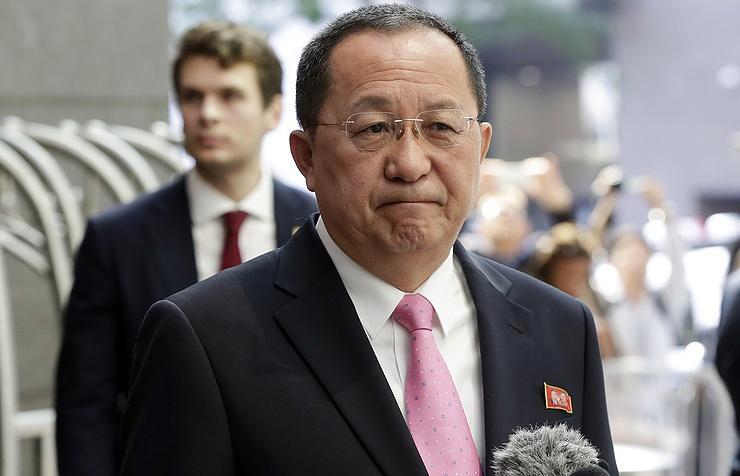 Triều Tiên, Donald Trump, hạt nhân, trừng phạt