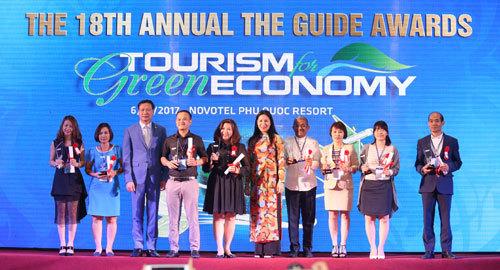 Nhà hàng Yến Sào Khánh Hòa nhận giải thưởng The Guide Awards