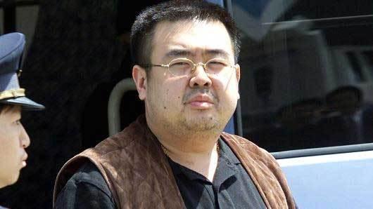 Kim Jong Nam, Đoàn Thị Hương, Triều Tiên, Kim Jong Nam bị sát hại