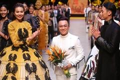 Công Trí mở màn Tuần lễ thời trang quốc tế tại Hà Nội