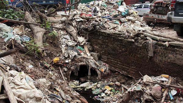 rác thải Hà Nội,xử lí rác thải