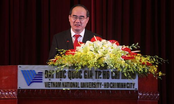 Nguyễn Thiện Nhân, ĐHQG TP.HCM, lương giảng viên