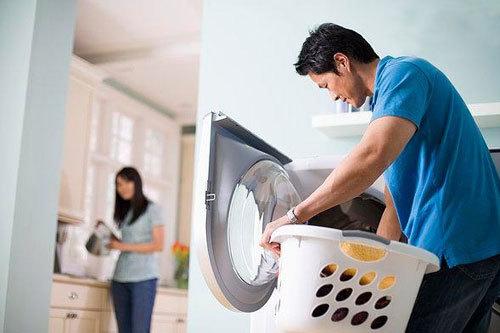 Mẹo dùng máy giặt tiết kiệm điện, nước