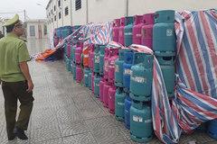 Hải Dương thông tin vụ 639 vỏ bình gas bị đem bán sắt vụn