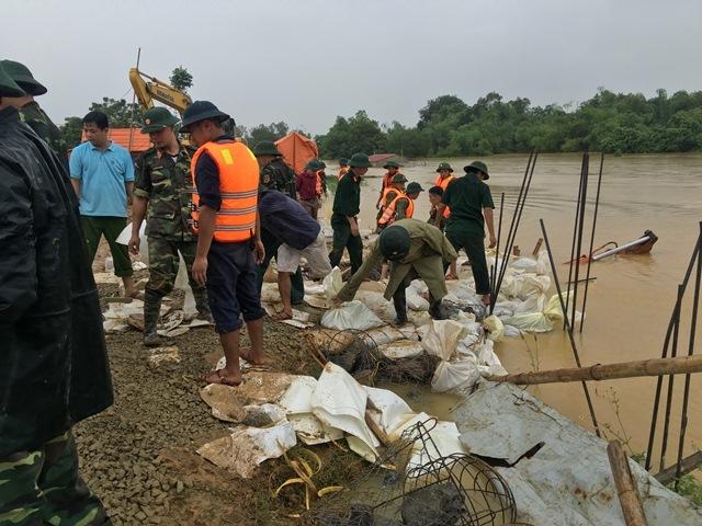 mưa lũ, lũ lụt, vỡ đê, Thanh Hóa, mưa lũ làm hàng chục người chết