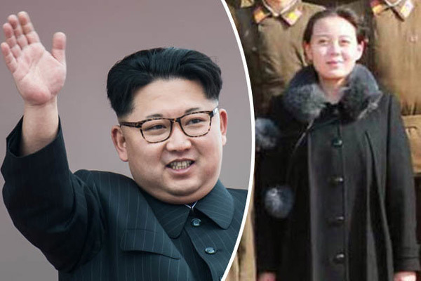 Quan lộ thênh thang của cô gái quyền lực nhất Triều Tiên