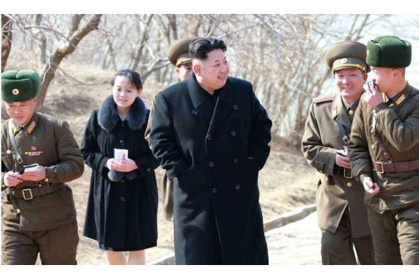 Em gái Kim Jong Un, Kim Yo Jong, tình hình Triều Tiên