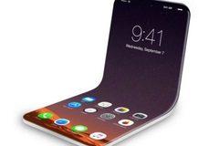 Apple bắt tay LG chế tạo iPhone gập vào năm 2020