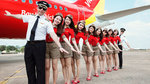 Vietjet tuyển tiếp viên hàng không