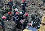 Sạt lở ở Hòa Bình: Tìm thấy 9 thi thể