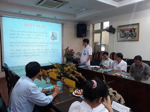 TS.BS Trần Thái Hà, thư kí